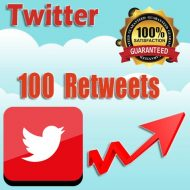 100 buy twitter retweets