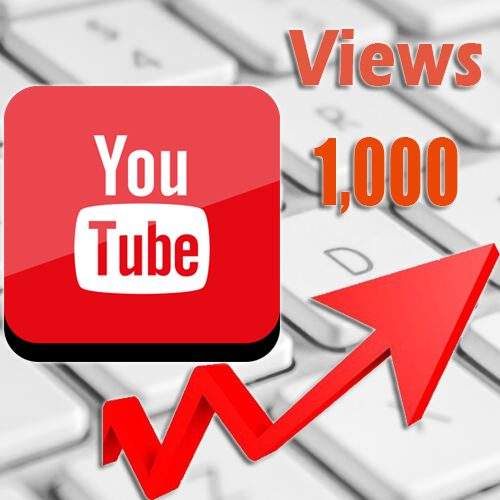 1000 Youtube views,buy Youtube views