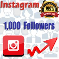 1000 buy instagram followers