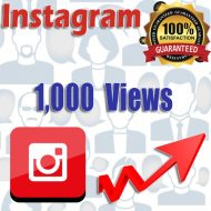 1000 buy instagram views