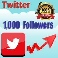 1000 buy twitter followers