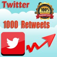 1000 buy twitter retweets