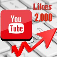 2000 buy Youtube likes