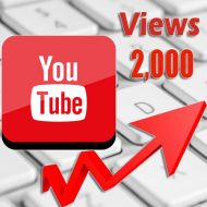 2000 buy Youtube views