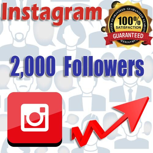 2000 buy instagram followers