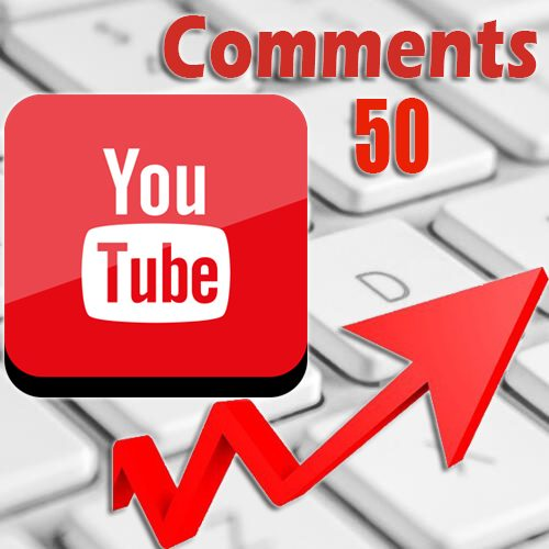 50 buy Youtube comments