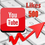 500 buy Youtube likes