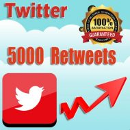 5000 buy twitter retweets