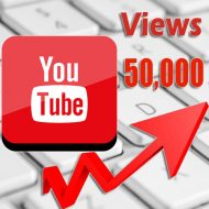 50000 buy Youtube views