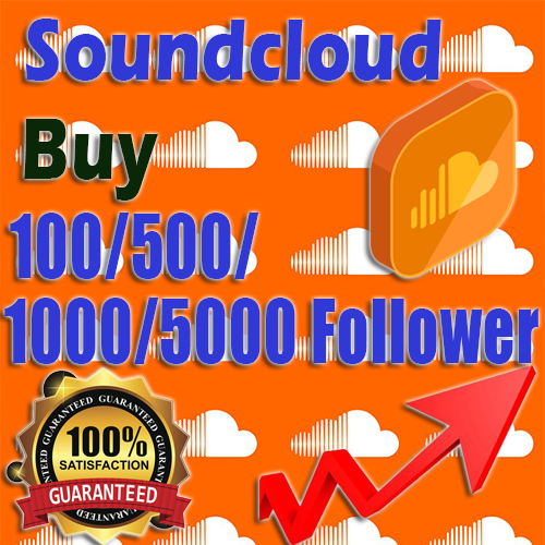 Buy Soundcloud follower,Cheap soundcloud followers