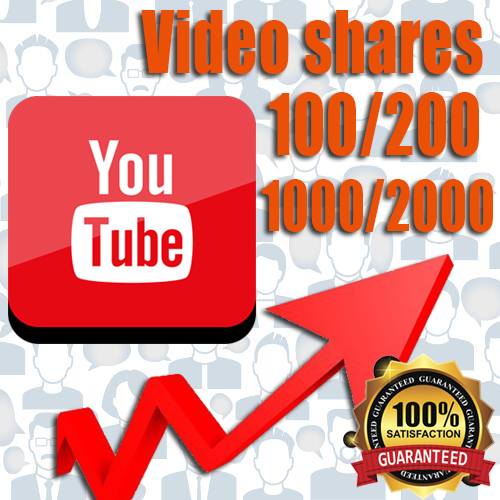 buy youtube video shares, buy youtube shares